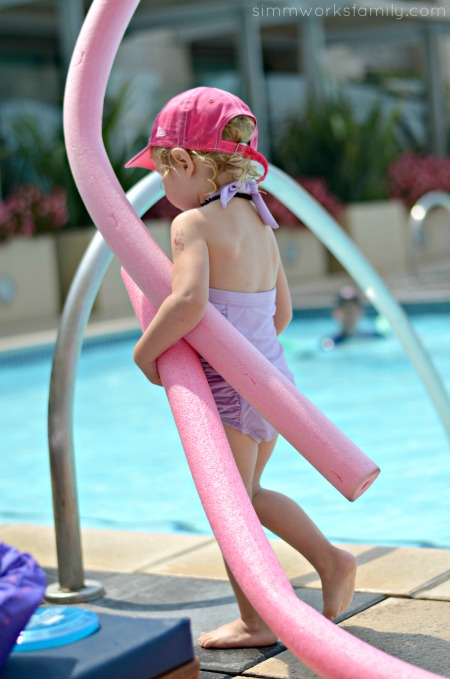 5 Kid Pool Rules For Summer - no running