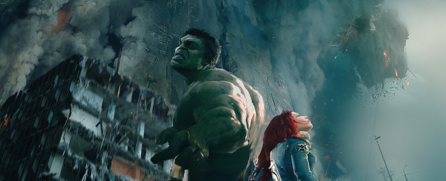 Marvel's Avengers: Age Of Ultron..Conceptual Artwork..?Marvel 2015