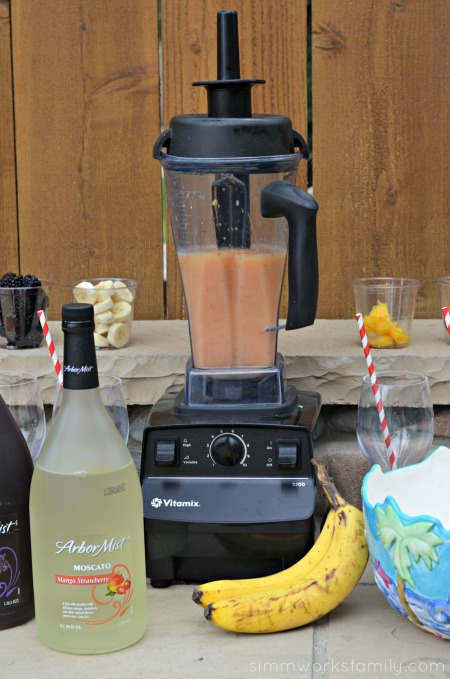 Boozy Smoothies blended up