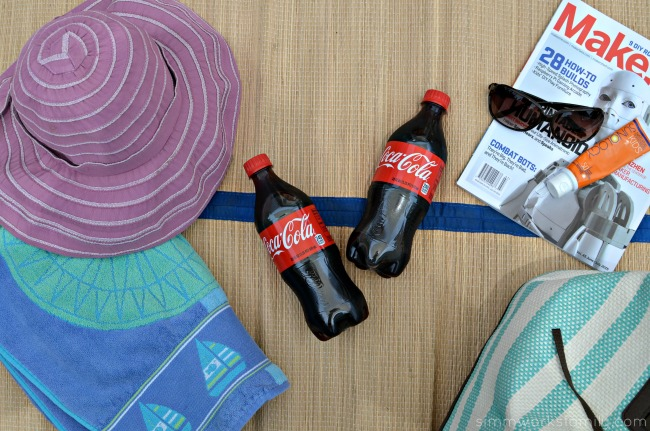 On-The-Go Summer Beach Bag Essentials - easy to grab and go