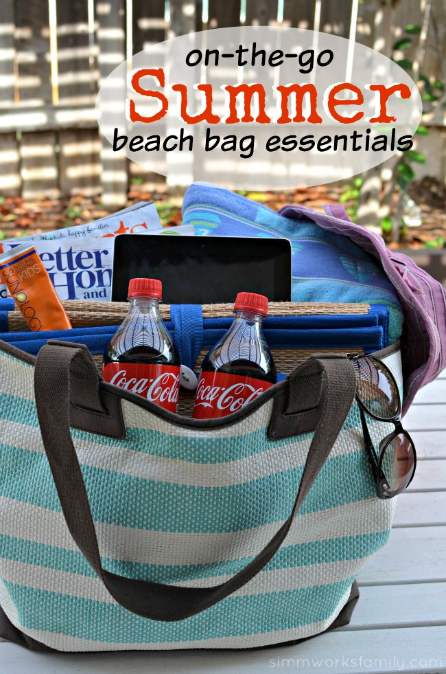 On-The-Go Summer Beach Bag Essentials