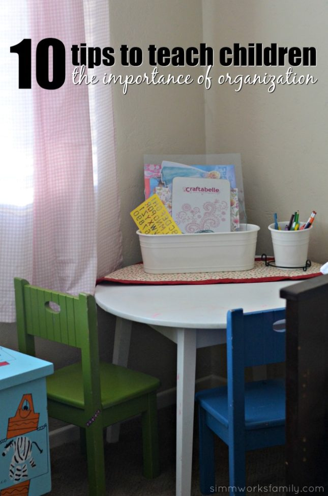 10-tips-to-teach-children-the-basics-of-organization