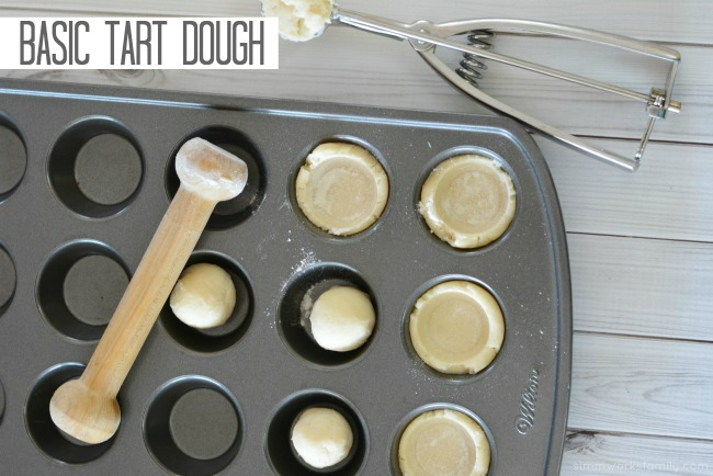 Basic Tart Dough