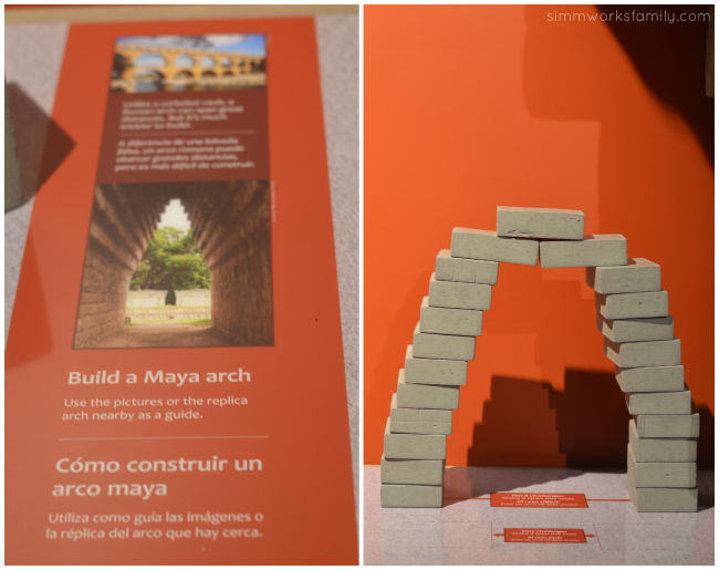 Build a Maya Arch - hands on exploration at theNAT