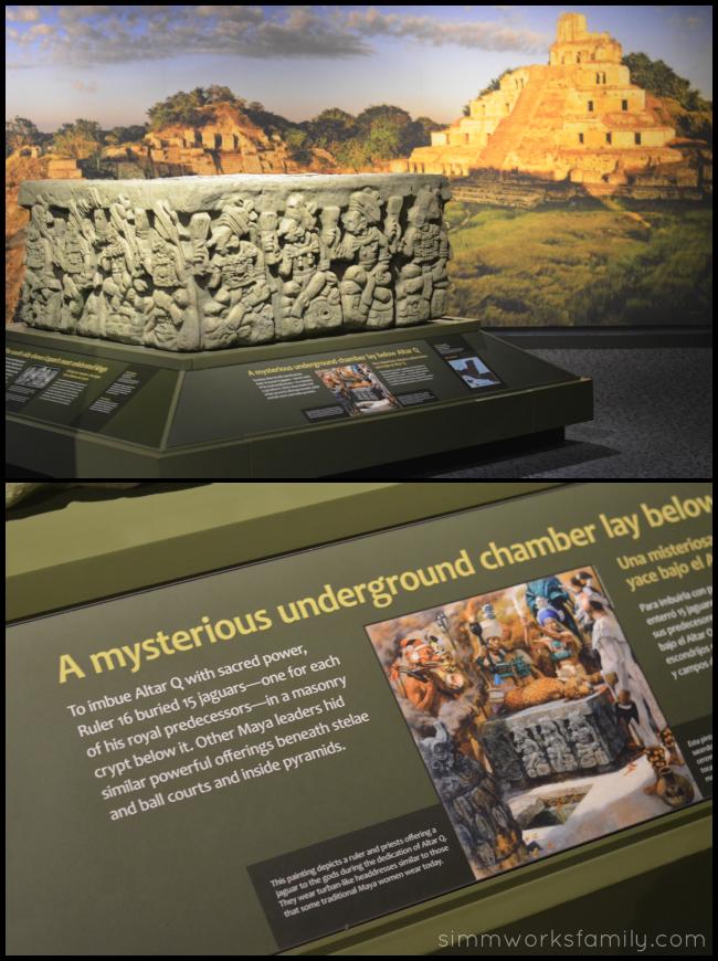 Maya Hidden Worlds Revealed San Diego