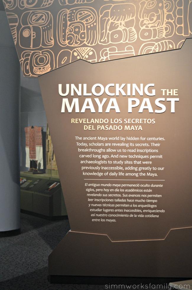 Unlocking the Maya Past San Diego Natural History Museum