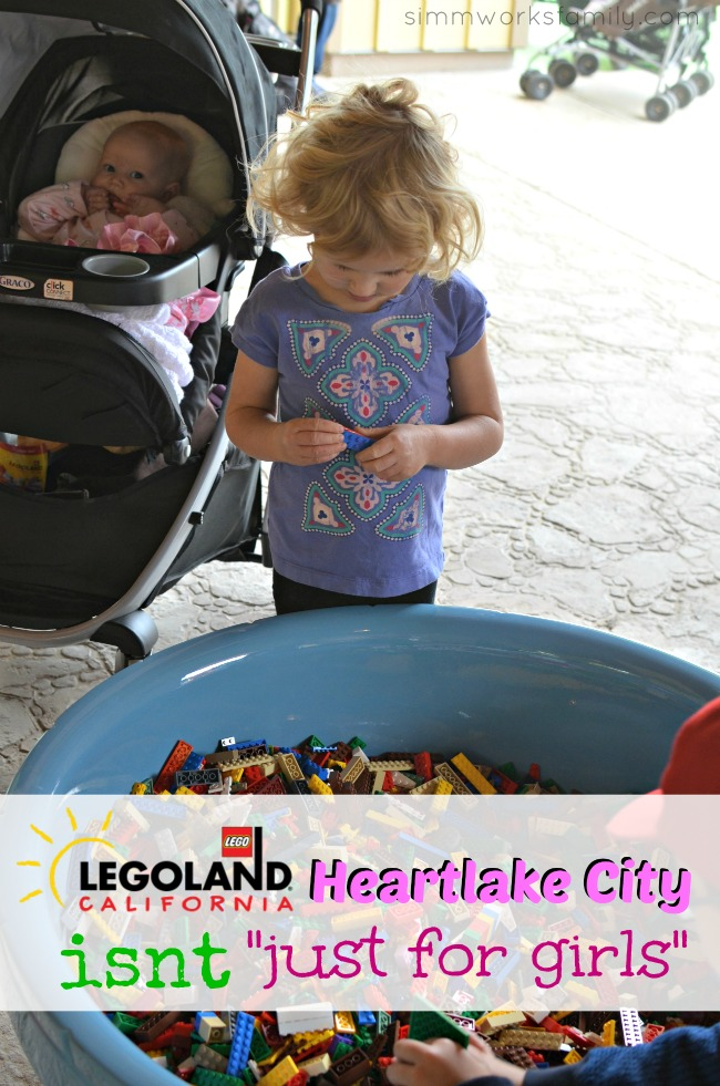 Why Legoland Heartlake City Isn't Just For Girls