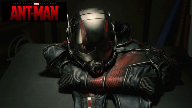 AntMan Suit