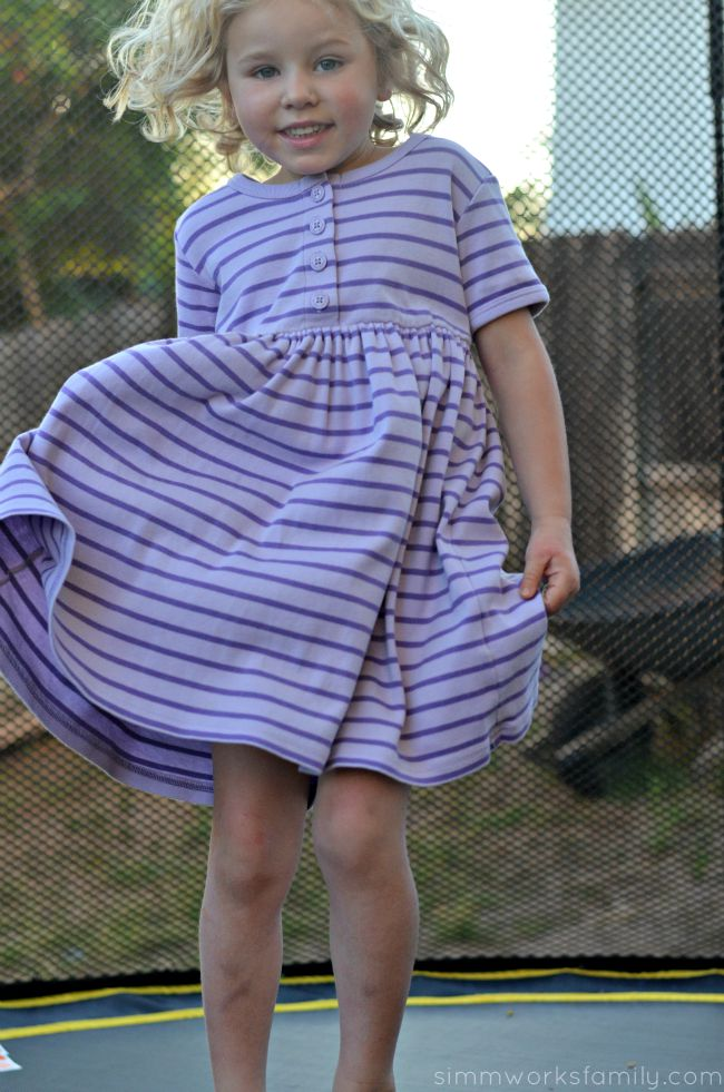 Back To School Fashion + Raise A Hand For Teachers Program - twirling lilac