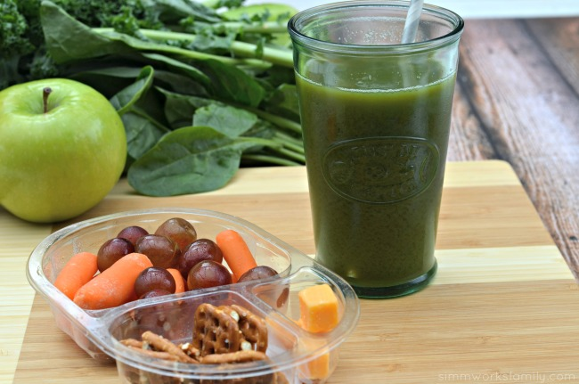 Easy Snack Ideas - Easy Green Juice Recipes