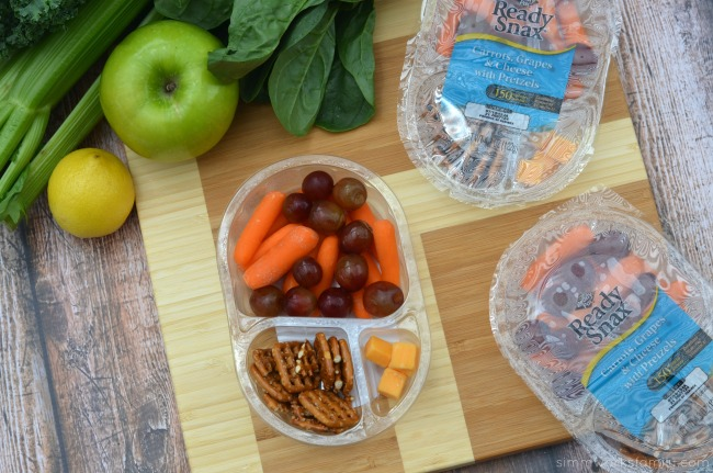 Easy Snack Ideas with Ready Pac ready Snax