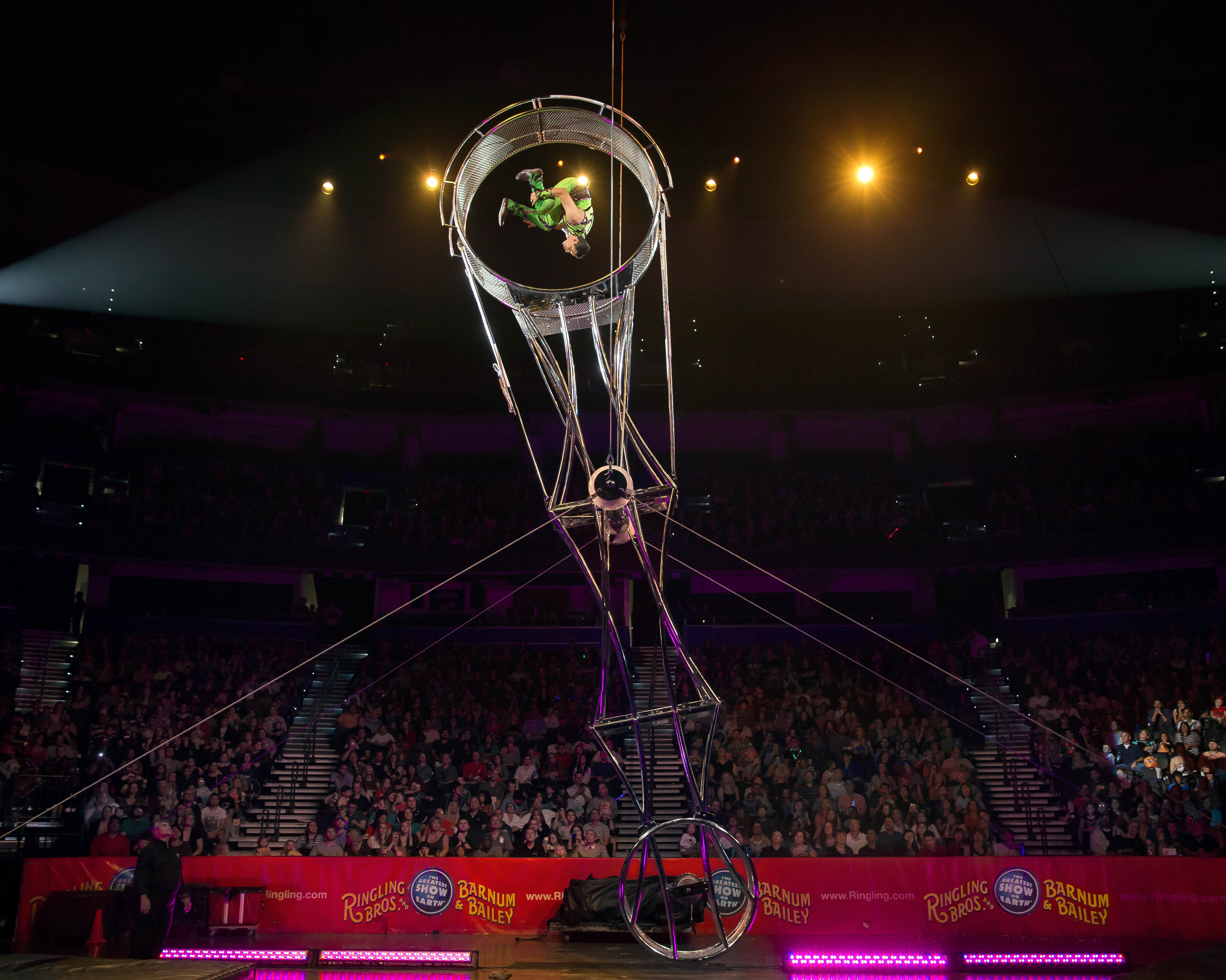 Ringling Bros Xtreme Circus