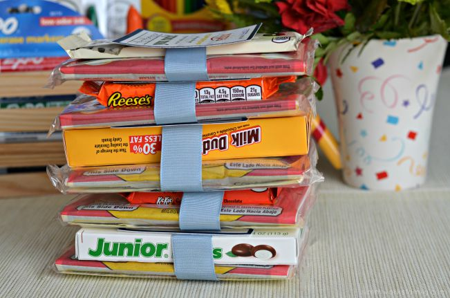 Back to School Teacher Appreciation Gifts + a Tutorial from PTG