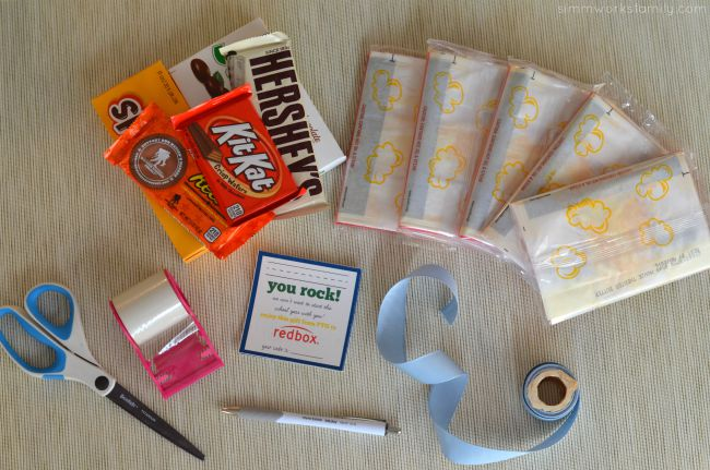 Back to School Teacher Appreciation Gifts + a Tutorial - supplies needed