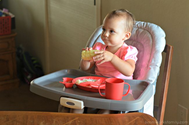 Creating Simple Family Get Togethers - Enjoying Corn