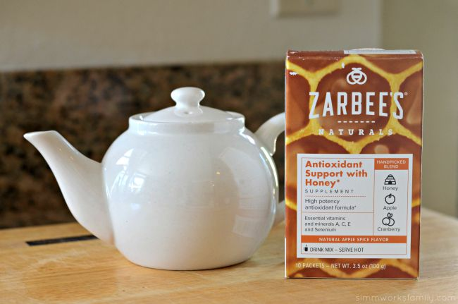 Family Wellness Taking Care Of Mom - Zarbee's Naturals