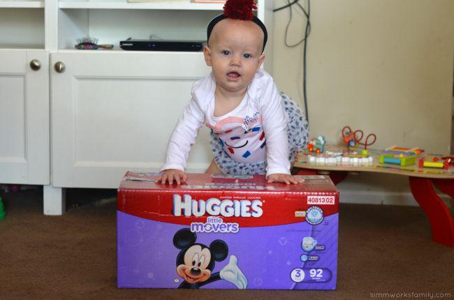 BabiesRUs Huggies Little Movers