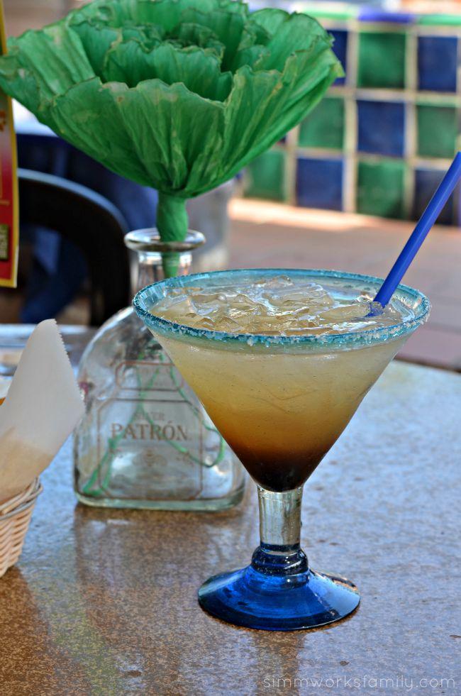 """Cafe Coyote Old Town - """"El Grito"""" Tamarindo margarita"""