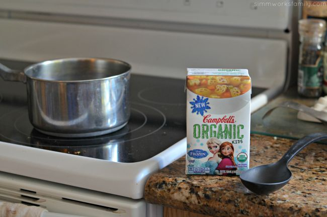 Easy Weekend Lunch Ideas For Kids - Campbell's Organic Kids