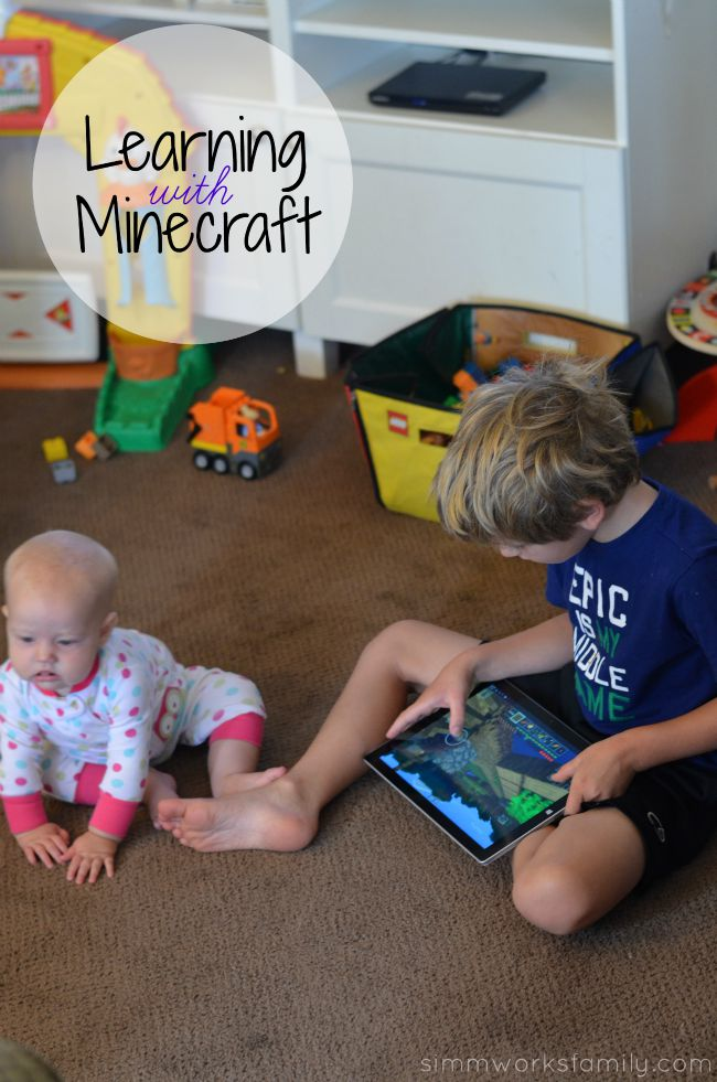 Learning with Minecraft Tips For Incorporating STEM Lessons In Everyday Life