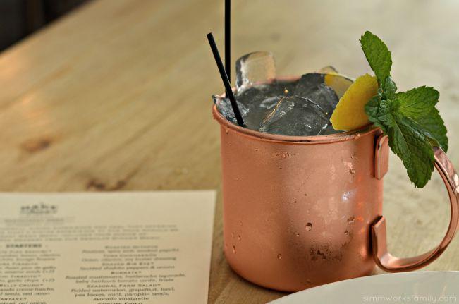 The Hake Restaurant and Bar - Mandarin Mule