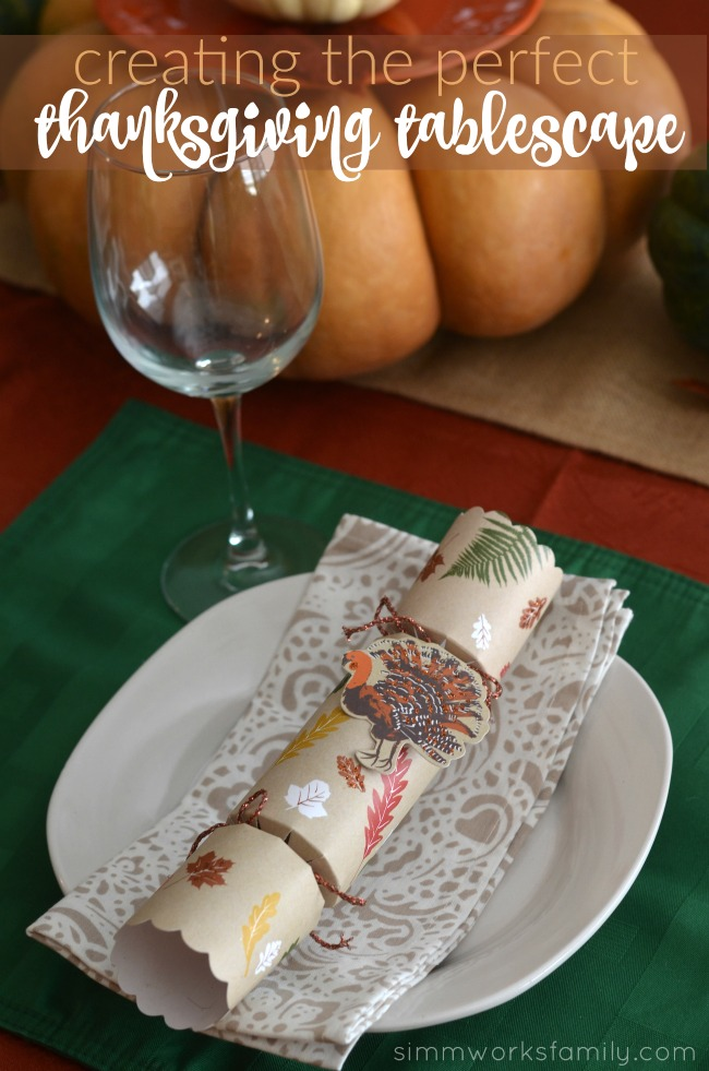 Creating The Perfect Thanksgiving Tablescape