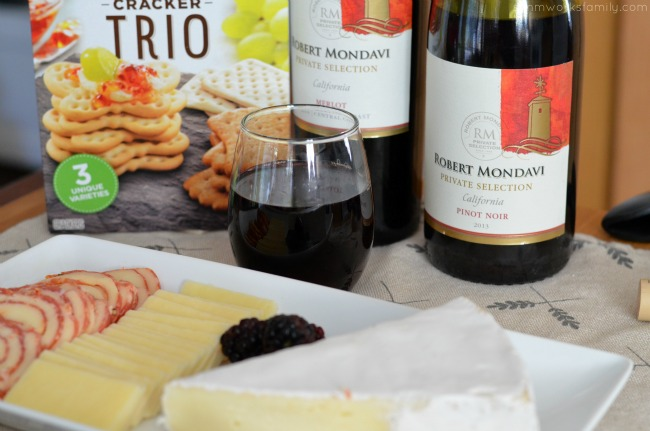 Entertaining during the holidays with Robert Mondavi wines