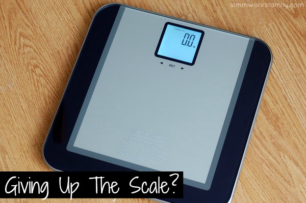 Giving Up The Scale