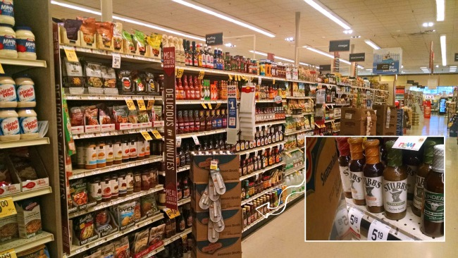Stubbs Anytime Sauces at Vons