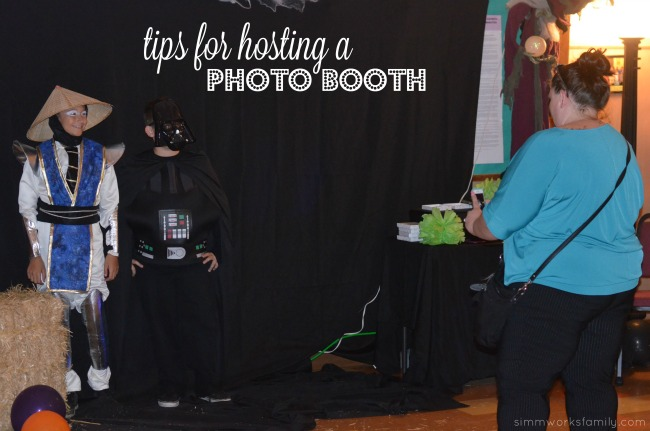 Tips For Hosting A Photobooth - using a smartphone to print photos