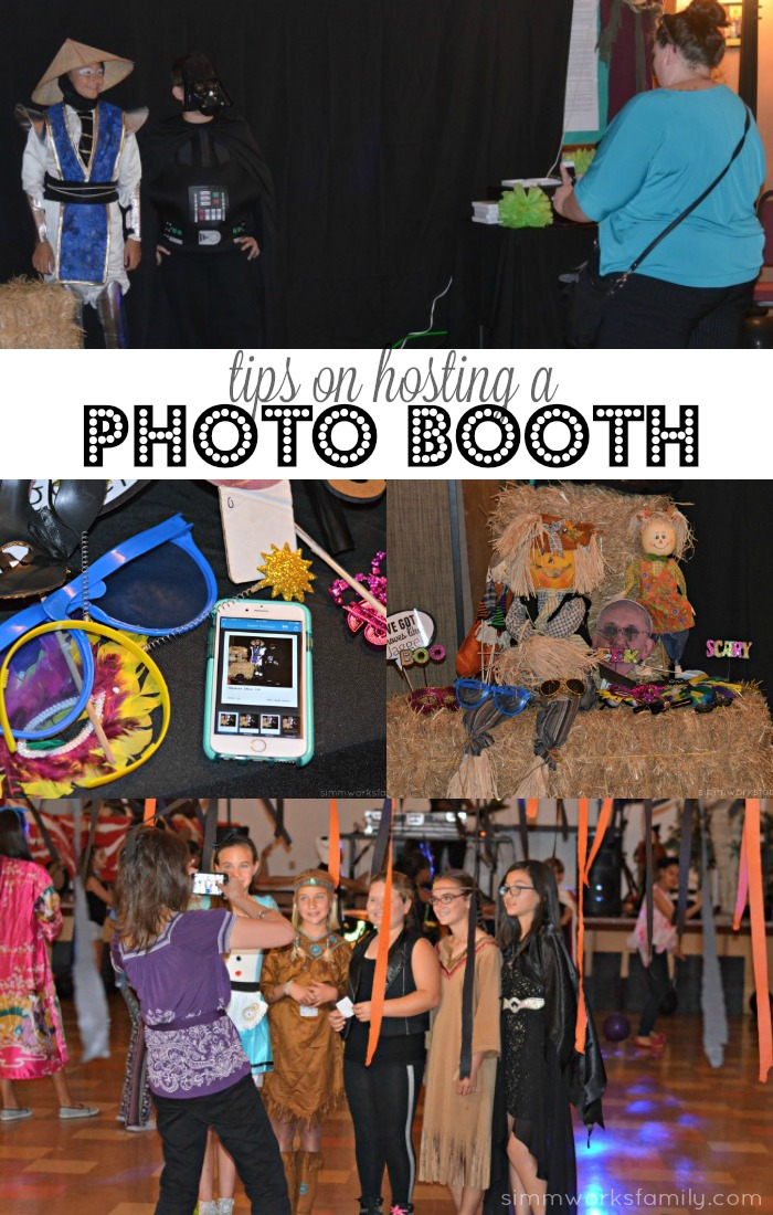 Tips For Hosting A Photobooth