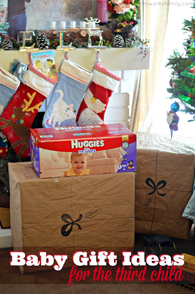 Baby Gift Ideas For The Third Child