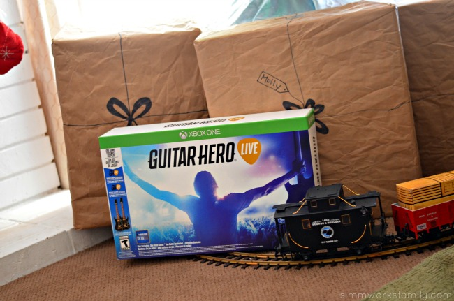 Last Minute Gifts For Your XBox One - Guitar Hero Live