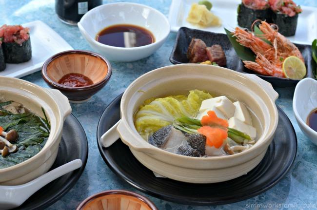 SHIMBASHI Izakaya Tarachiri (cod hot pot)