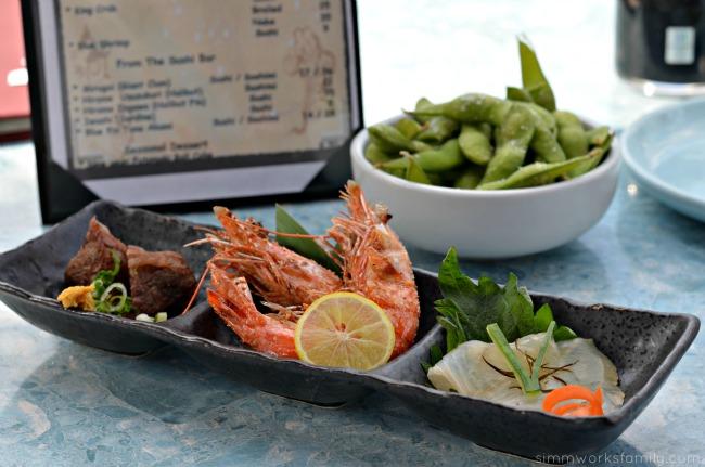 SHIMBASHI Izakaya appetizer