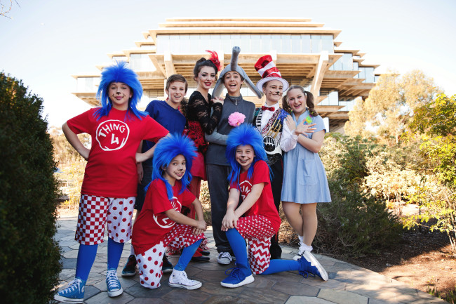 J*Company Youth Theater Presents Seussical Jr. In San Diego