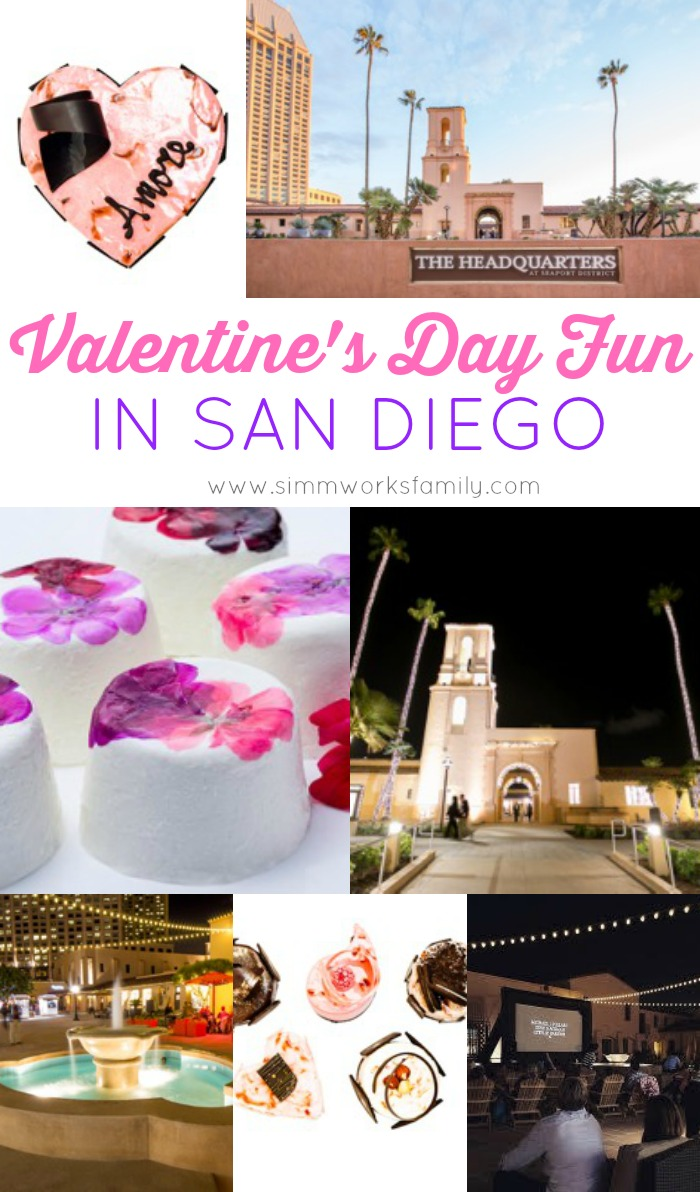 Valentines Day Fun In Downtown San Diego