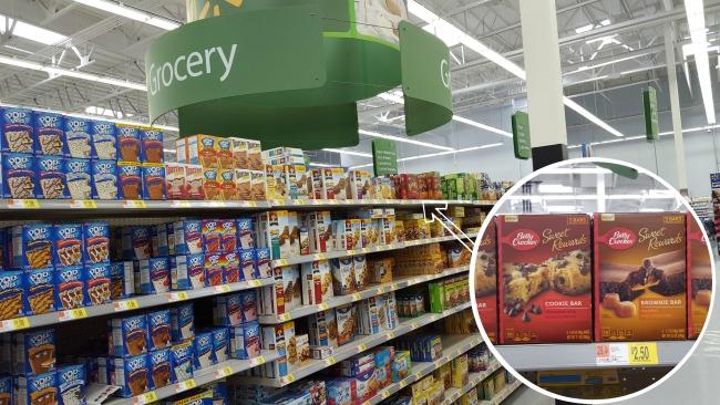 Betty Crocker Sweet Rewards at Walmart