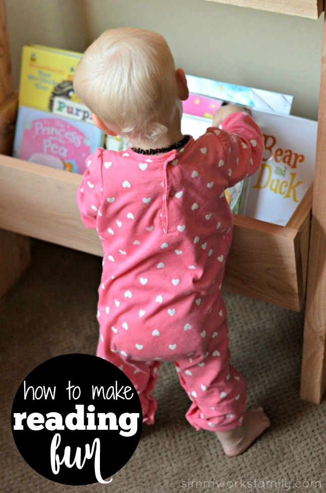 How to Make Reading Fun Learning to Love Reading Early On