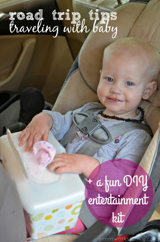 Road Trip Tips- Traveling with Baby