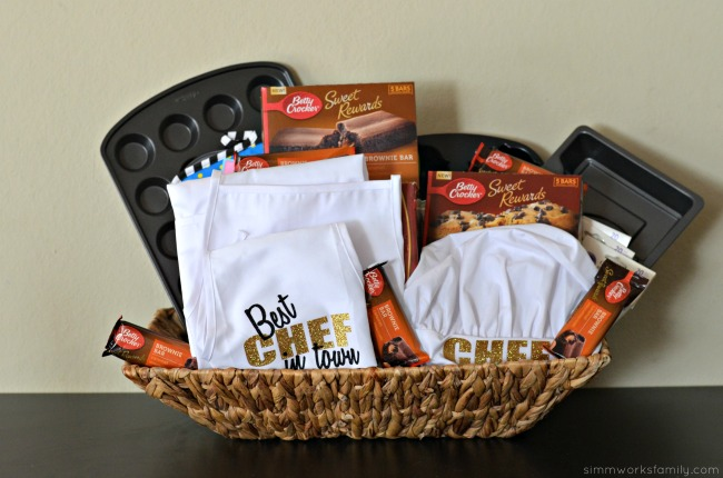 The Perfect Baking Basket for Mom - an easy mother's day gift