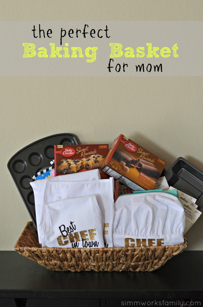 The Perfect Baking Basket for Mom