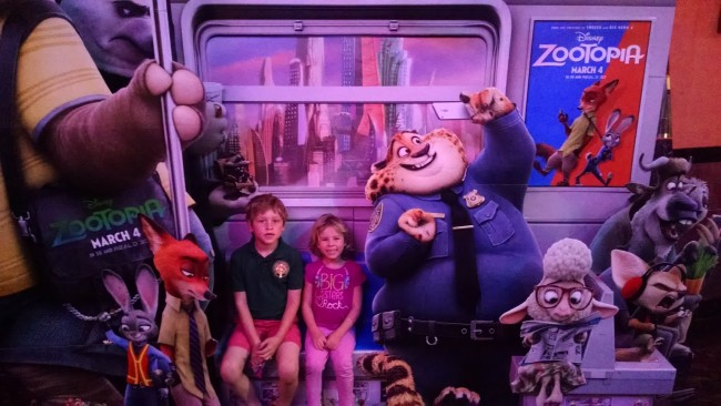 Zootopia Ethan and Molly
