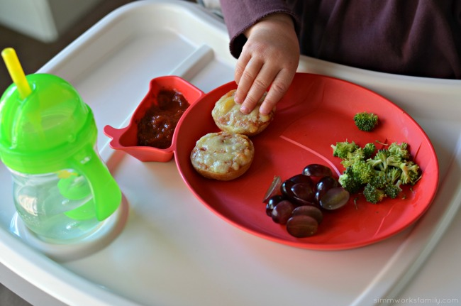 10 Quick and Easy Lunch Ideas for Toddlers - pizza dippers
