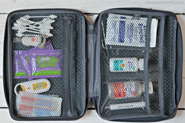 Medicine Cabinet Essentials for Baby - on the go
