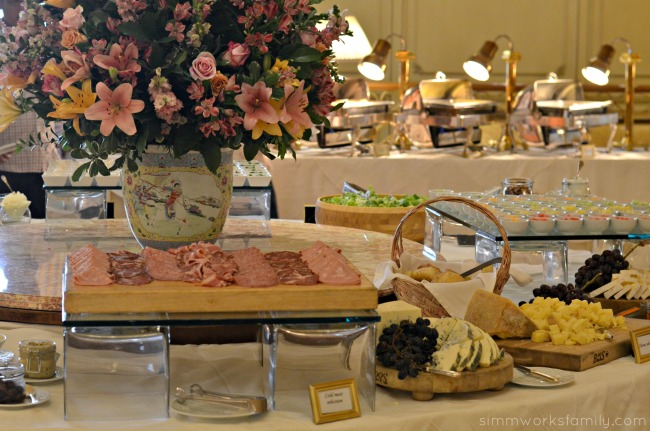 Mother's Day Brunch at the Westgate Hotel - cold cuts