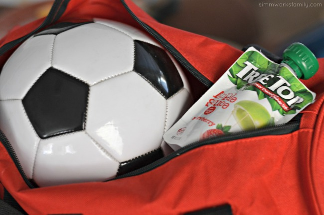 Tips For New Soccer Moms - remember a snack