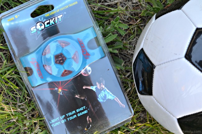 Tips For New Soccer Moms - sockit light up soccer trainer