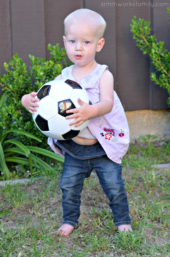 Tips For New Soccer Moms - start young