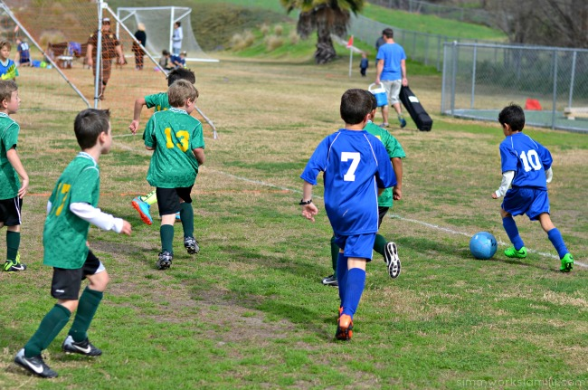 Tips For New Soccer Moms - teach techniques